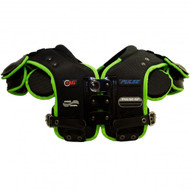 TAG Pulse Football Shoulder Pads - Skilled Position