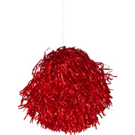 Stock Rooter Poms - Red