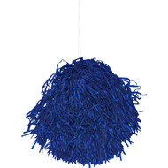 Stock Rooter Poms - Royal Blue