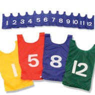 Numbered Pinnie - Specify Color Training Vest (A-1040289)