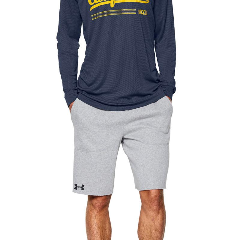 505dc81a5 Under Armour Men's Hustle Fleece Short - Pants & Shorts - Under Armour    Marchants.com