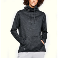Under Armour Women's Novelty Fleece Funnel Neck (UA-1311235)