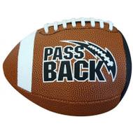 Passback Rubber Training Football (PB9R)