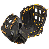 Ball Glove, nylon back/leather front, Right Hand catch