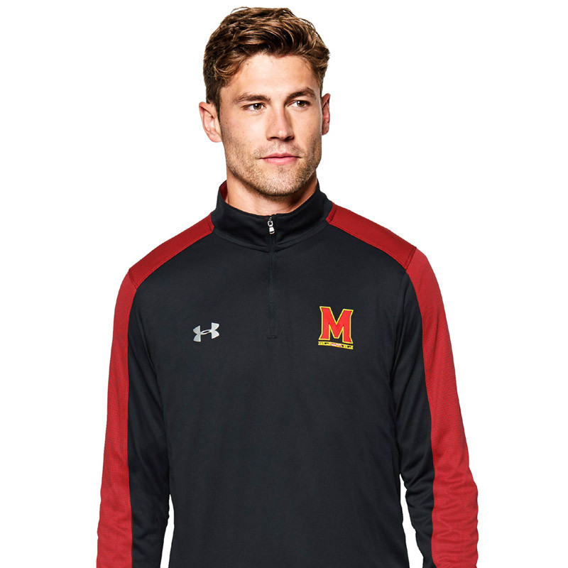 37f01b777 Under Armour Men's Novelty Locker ¼ Zip - Men's Apparel - Under Armour |  Marchants.com