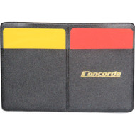 Red & Yellow Soccer Referee Cards