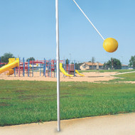 "Tether Ball Ground Sleeve 1 7/8"" (MS91S)"