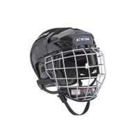 CCM Fitlite 40 helmet Combo