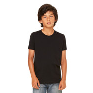 Bella + Canvas Youth Jersey Short-Sleeve T-Shirt ( AS-3001Y)