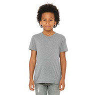Bella + Canvas Youth Triblend Short-Sleeve T-Shirt (AS-3413Y)