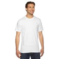 American Apparel Unisex Fine Jersey Short-Sleeve T-Shirt (AS-2001W)