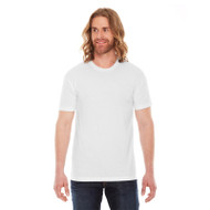 American Apparel Unisex Poly-Cotton Short-Sleeve Crewneck (AS-BB401W)