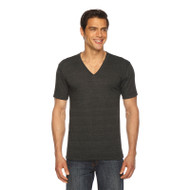 American Apparel Unisex Triblend Short-Sleeve V-Neck (AS-TR461W)