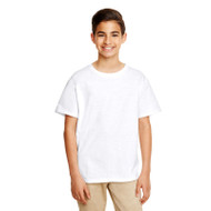 Gildan Youth Softstyle Crew Neck T-Shirt (AS-G645B