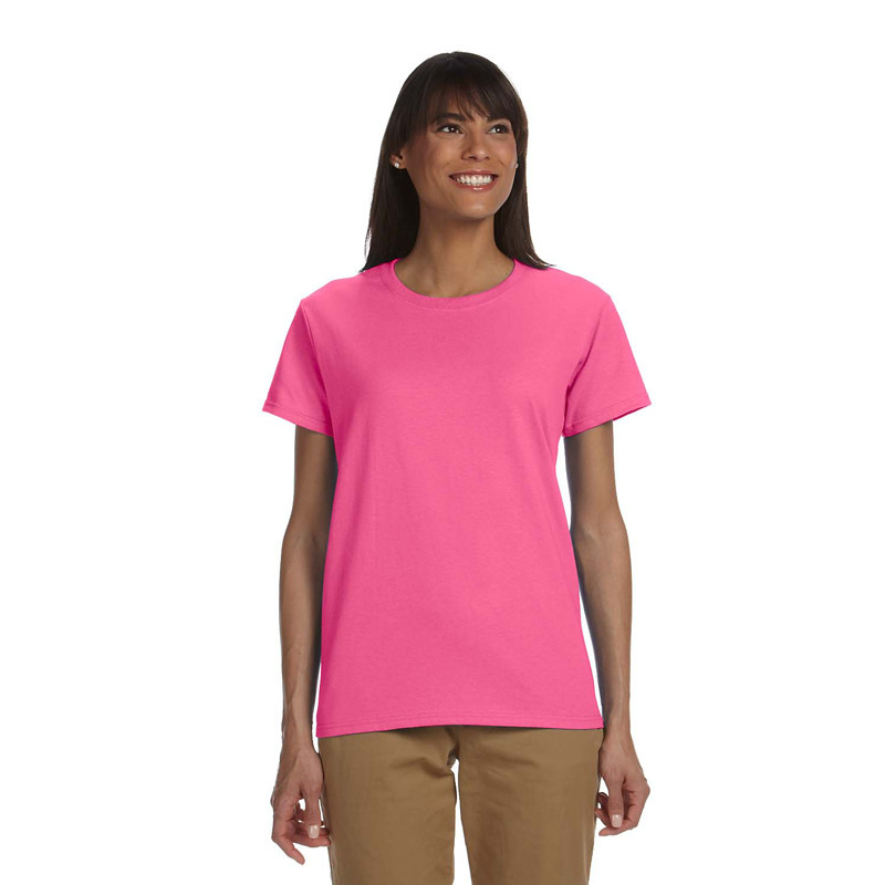 da3b15d964d4 Gildan Ladies' Ultra Cotton Crew Neck Short Sleeve T-Shirt (AS-G200L. Click  to enlarge