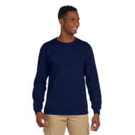 Gildan Adult Ultra Cotton Long-Sleeve Pocket T-Shirt (AS-G241)