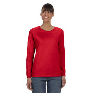 Gildan Ladies' Heavy Cotton Long Sleeve T-Shirt (AS-G540L)