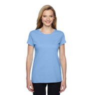 Fruit of the Loom Ladies' Sofspun Jersey Junior Crew T-Shirt (AS-SSFJR)