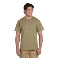 Jerzees Adult Dri-Power Active Pocket T-Shirt (AS-29P)