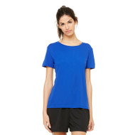 All Sport Ladies' Performance Short-Sleeve T-Shirt (AS-W1009)