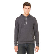 Bella + Canvas Unisex Poly-Cotton Fleece Pullover Hoodie (AS-3719)