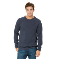 Bella + Canvas Unisex Sponge Fleece Crewneck Sweatshirt (AS-3901)