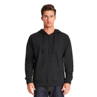 Next Level Adult French Terry Zip Hoody (AS-9601)