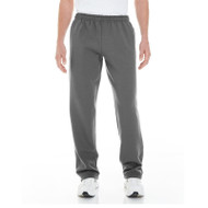 Gildan Adult Heavy Blend Open-Bottom Sweatpants with Pockets (AS-G183)