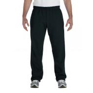 Gildan Adult Heavy Blend 50/50 Open-Bottom Sweatpants (AS-G184)