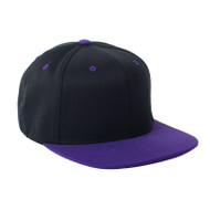 Flexfit Adult Wool Blend Snapback Two-Tone Cap (AS-110FT)