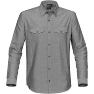 Stormtech Men's Hudson Oxford Long Sleeve Shirt (ST-NBS-1)