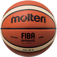 Molten FIBA Official Basketball Leather - Size 6