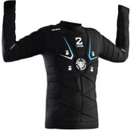 Salming Long Sleeve Goalie Jersey - Black (1140410)