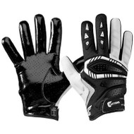 Cutters Receivers Gloves - Black (C017-BK)