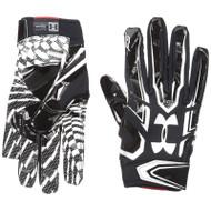 Men's F5 Football Gloves-Black-Medium (U-1271183-BK-M)