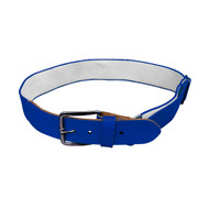 "1 1/2"" Baseball Belt - Royal (U-1999-RO)"