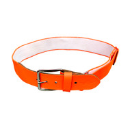 "1 1/2"" Baseball Belt - Orange (U-1999-OR)"