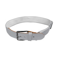 "1 1/2"" Baseball Belt - White (U-1999-WH)"
