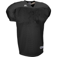 Russell Practice Football Jersey - Black-3XL (U-S096BMK-BK-3XL)