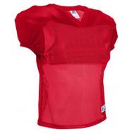 Russell Practice Football Jersey - Red -3XL (U-S096BMK-RE-3XL)