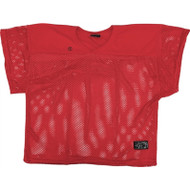 Tag Practice Football Jersey - Red - L/XL (U-TF23-RE-L/XL)