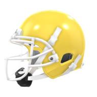 Xenith X2 Football Helmet INJ-Gold (08000)-S (X2-GO-S)