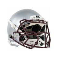 Xenith X2 Football Helmet STD-Met. Silver (02101) - L (X2-MS-L)