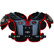 ALT III Football Shoulder Pads RB/DB - XL (ALT3950-XL)