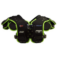 TAG Pulse Football Shoulder Pads - Skilled Position - L (TPULSE-SP-L)