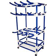 Aquatic Multi-Purpose Wet Hang Cart
