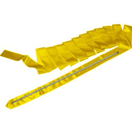 Rhythmic Ribbon 6m - Gold