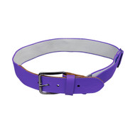 "1 1/2"" Baseball Belt - Purple (U-1999-PU)"