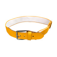 "1 1/2"" Baseball Belt - Gold (U-1999-GO)"