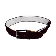 "1 1/2"" Baseball Belt - Maroon (U-1999-MA)"